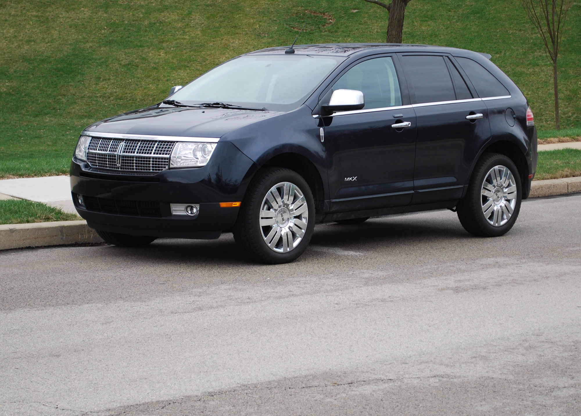 2009 lincoln mkx photos informations articles. Black Bedroom Furniture Sets. Home Design Ideas
