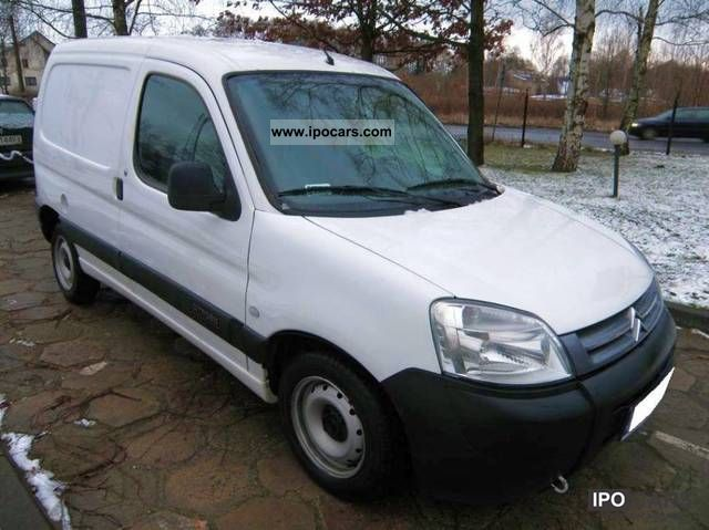 2003 Citroen Berlingo #7