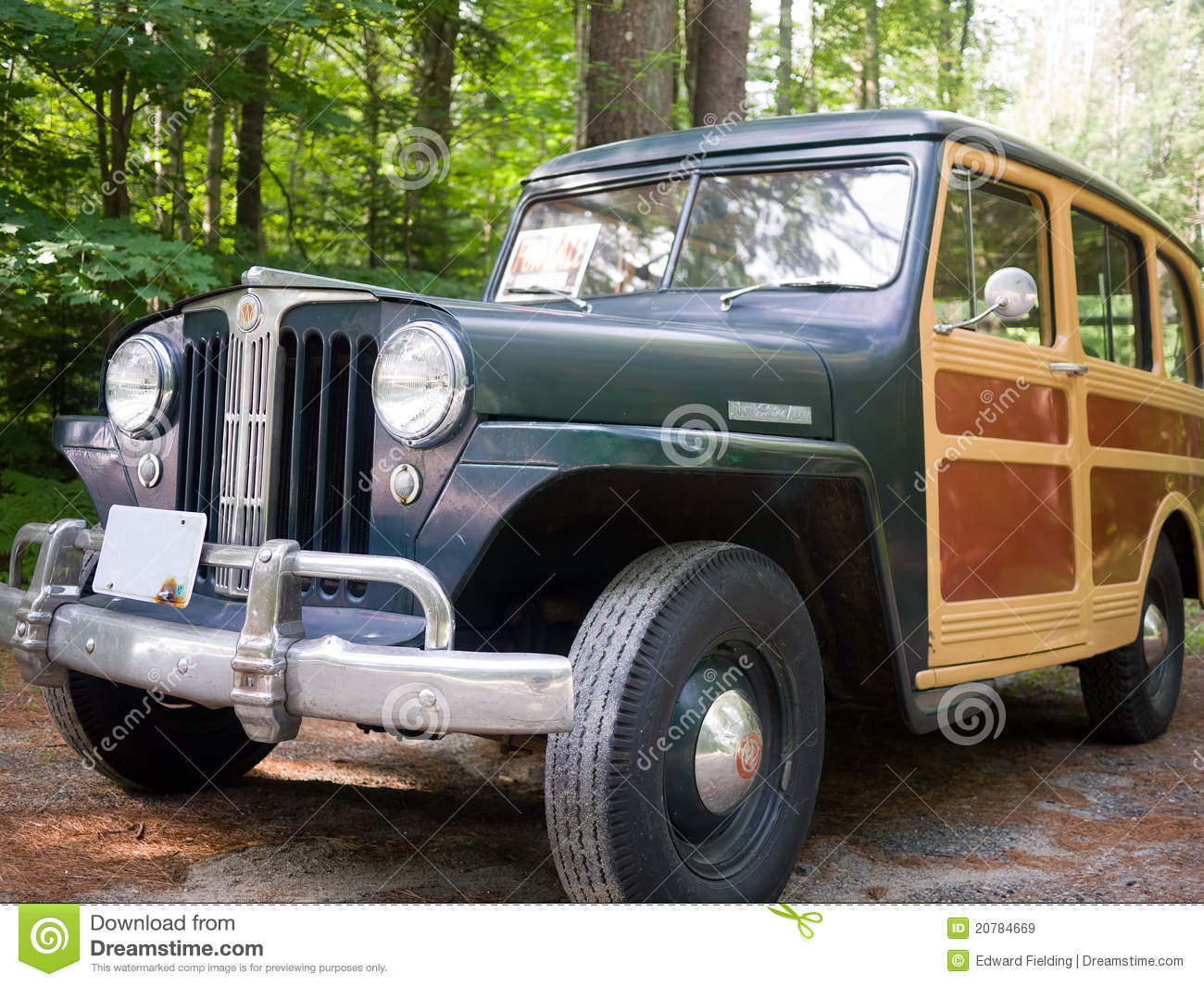 1946 Jeep Station Wagon #18