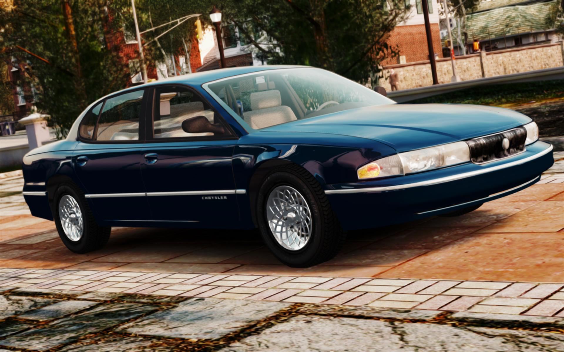 1994 Chrysler New Yorker #4