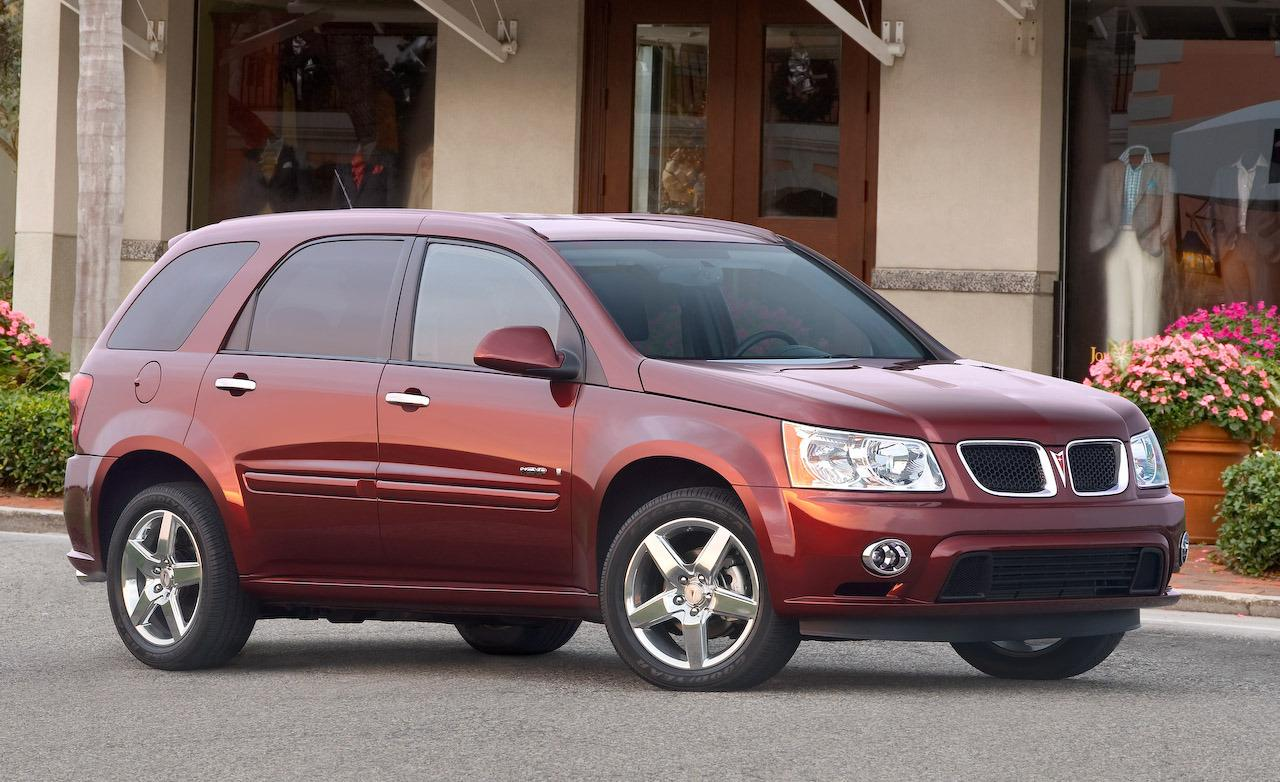 2008 Pontiac Torrent #3