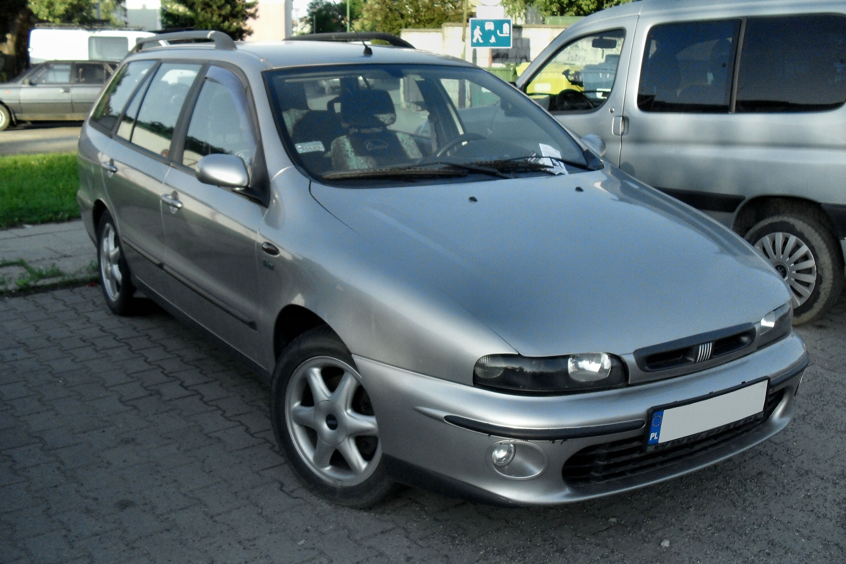 Fiat Marea Weekend #4