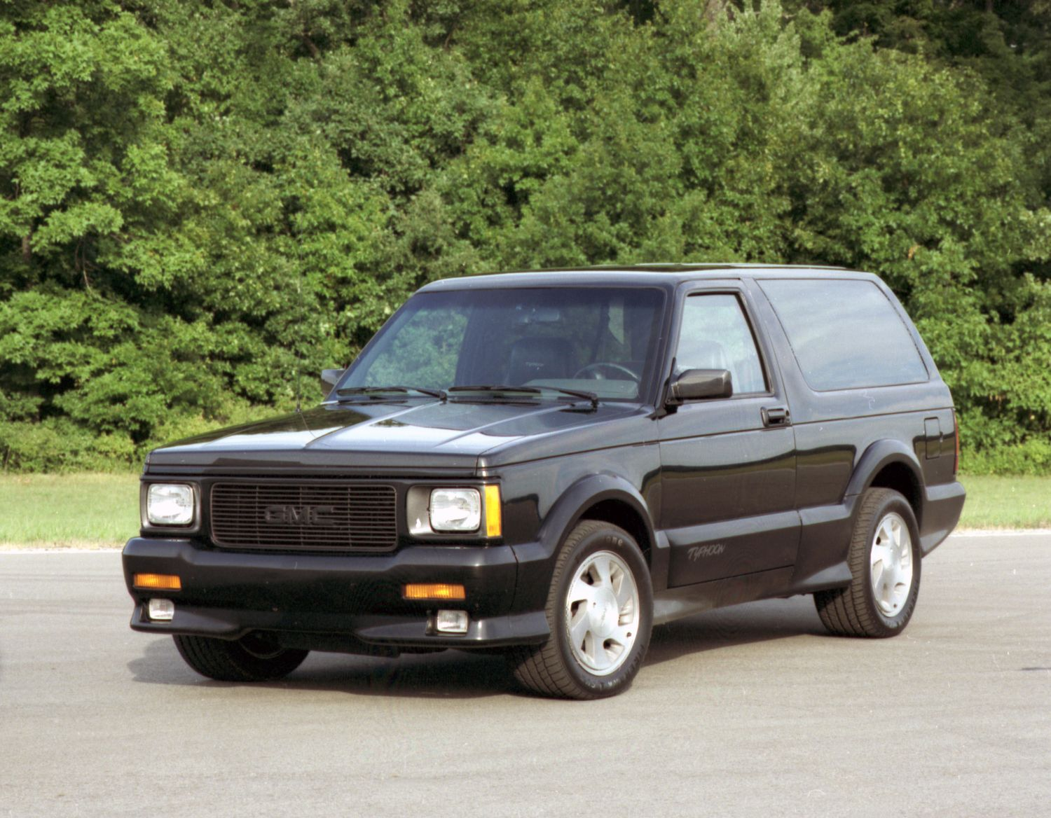 1992 GMC Typhoon #1