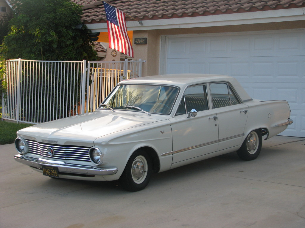 Plymouth Valiant #9