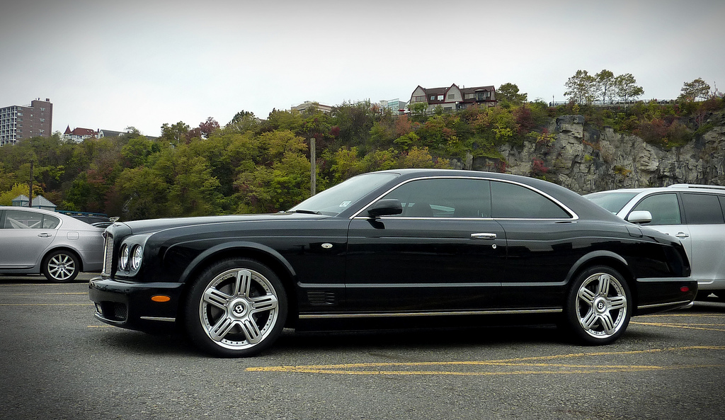 2010 Bentley Brooklands #9