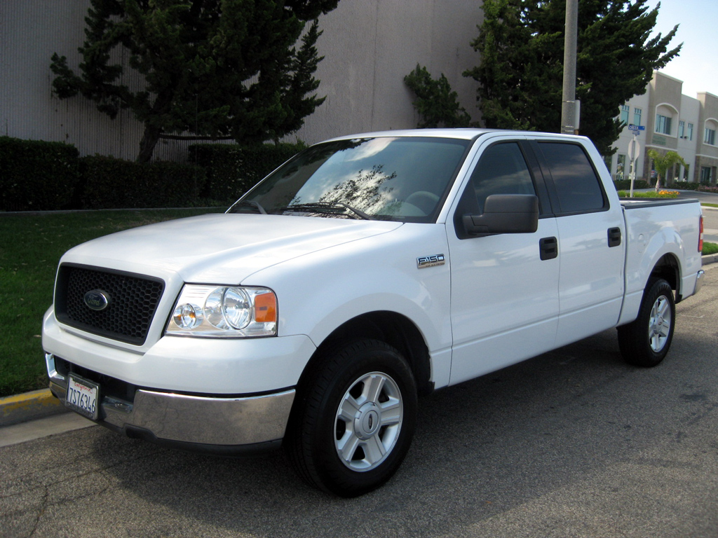 2004 Ford F-150 #16