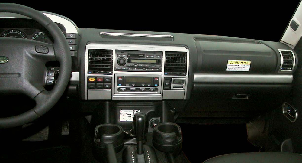 2003 Land Rover Discovery #15
