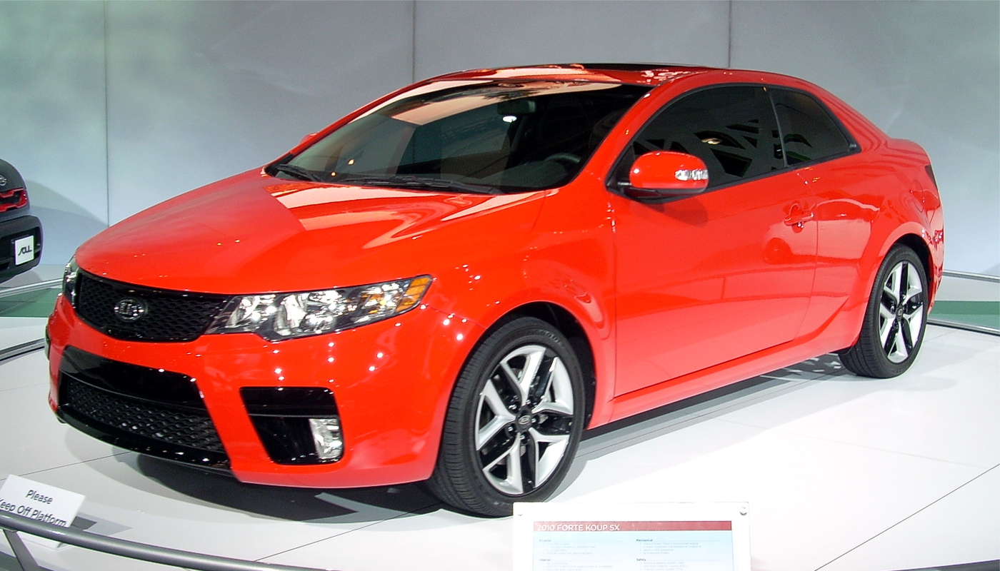 Kia Forte Photos Informations Articles 2010 Engine Diagram 5