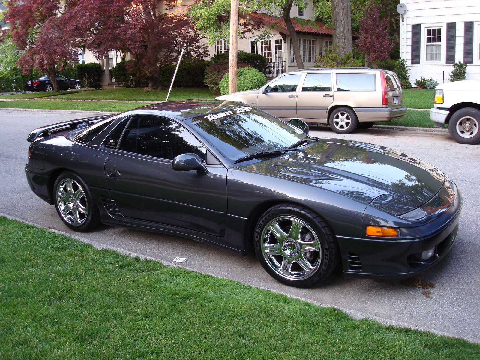 1992 Mitsubishi 3000gt Photos Informations Articles 1996 Wiring Harness 5