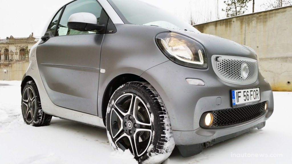 2015 Smart Fortwo #17
