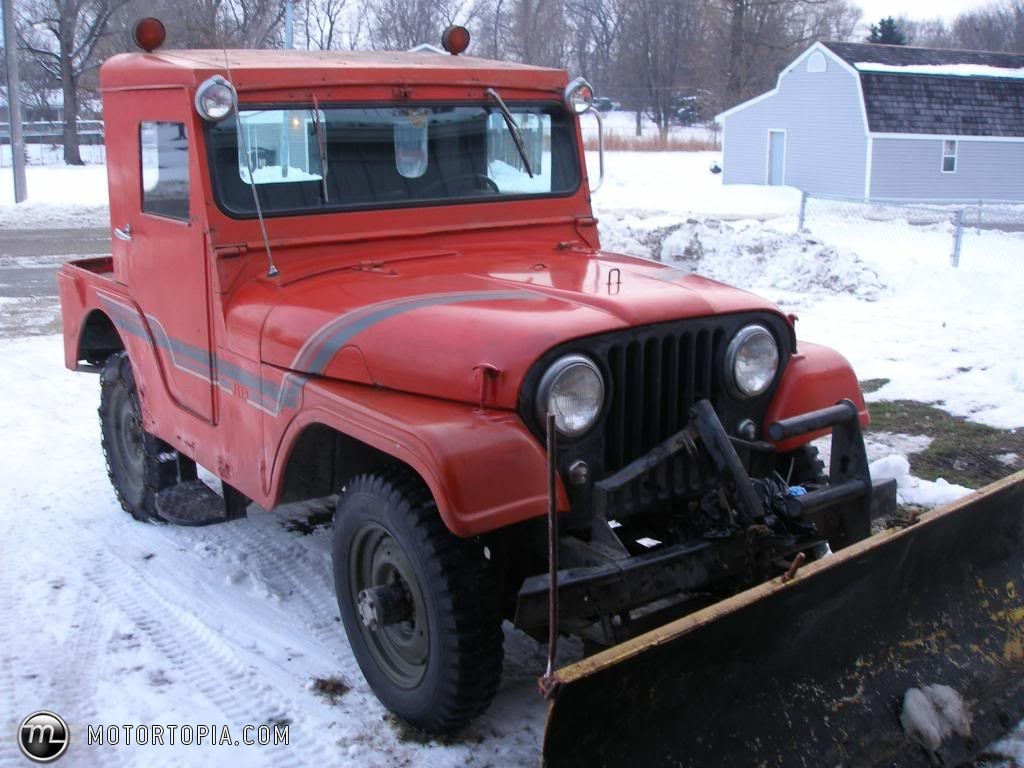 1962 Jeep Cj5 Photos Informations Articles 4 2 Engine Diagram