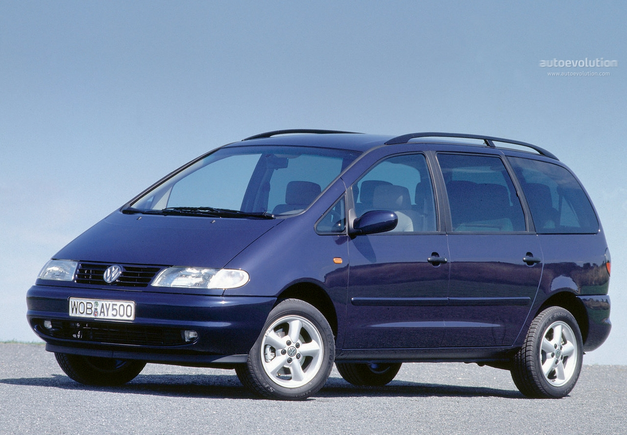 2000 Volkswagen Sharan Photos, Informations, Articles - BestCarMag.com