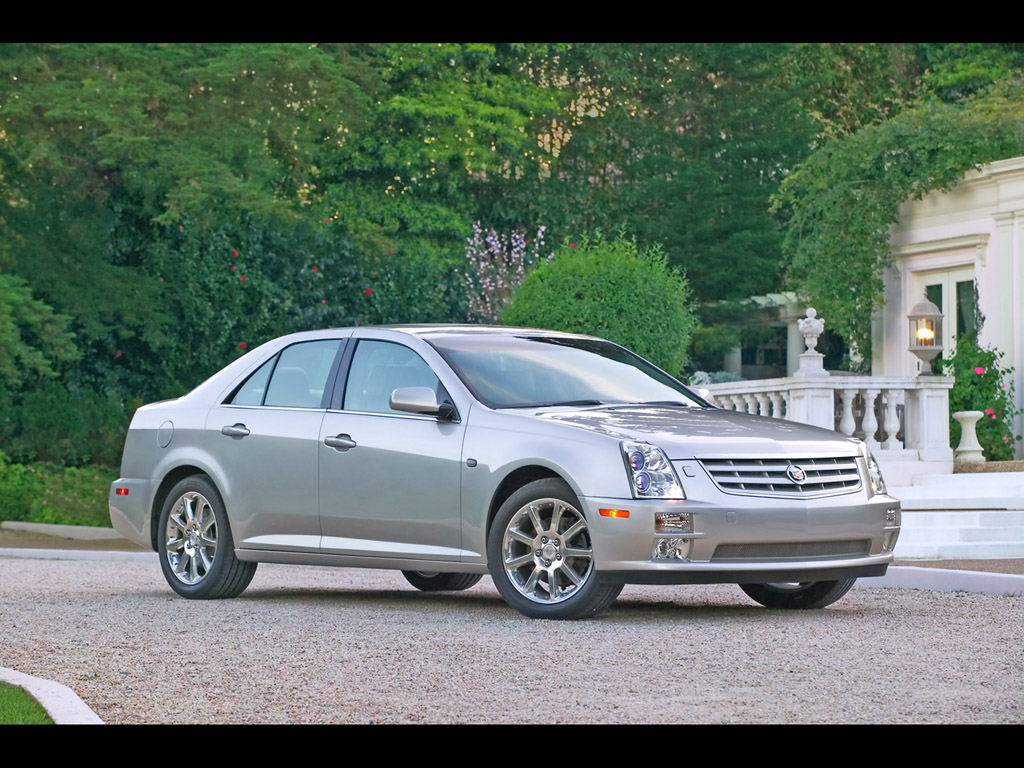 2005 Cadillac Sts Photos Informations Articles Wiring Diagram For 2003 Sls 6
