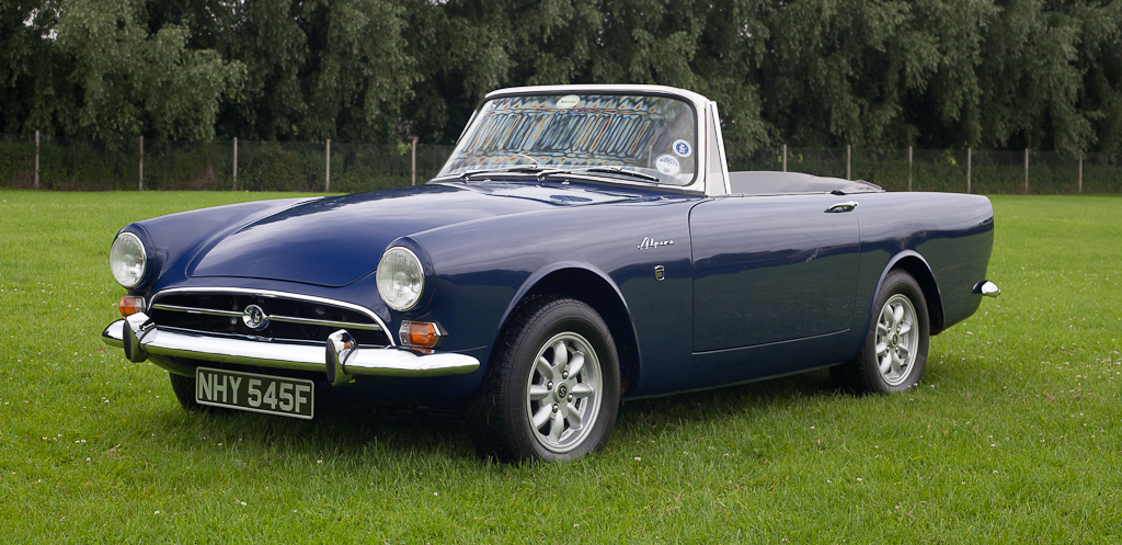 Sunbeam Alpine #4