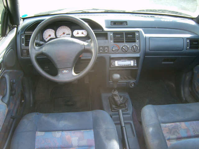 1994 Ford Orion #10