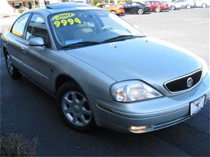 2003 Mercury Sable #9