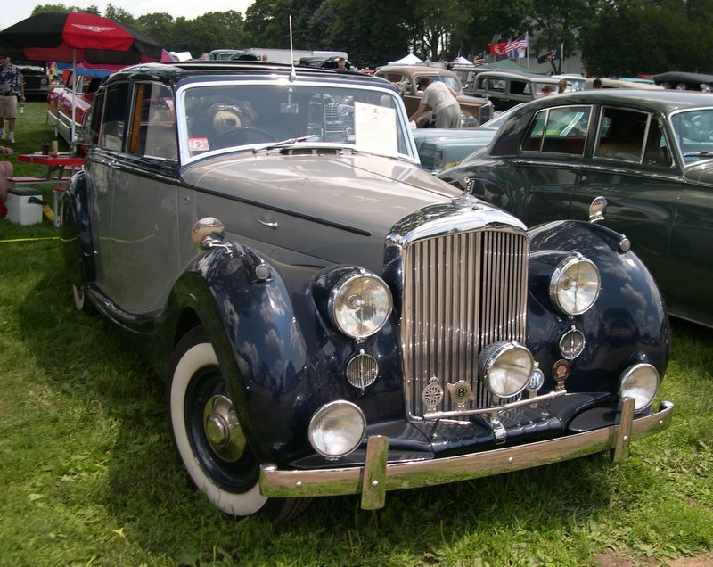 Bentley Mark VI #14