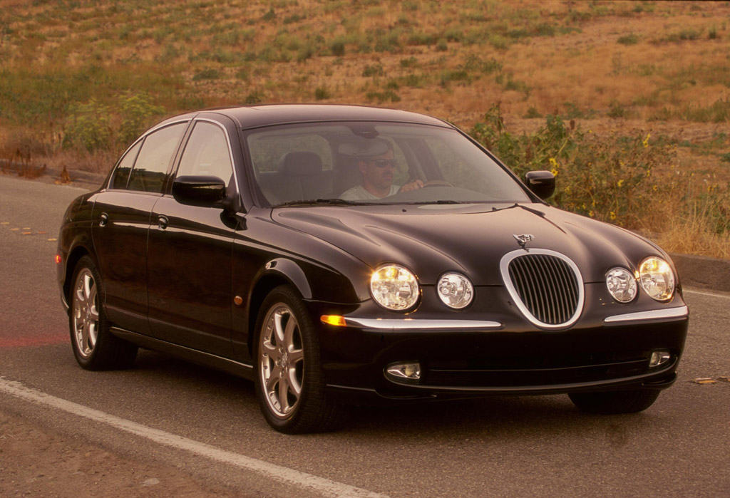 2001 Jaguar S-type #11
