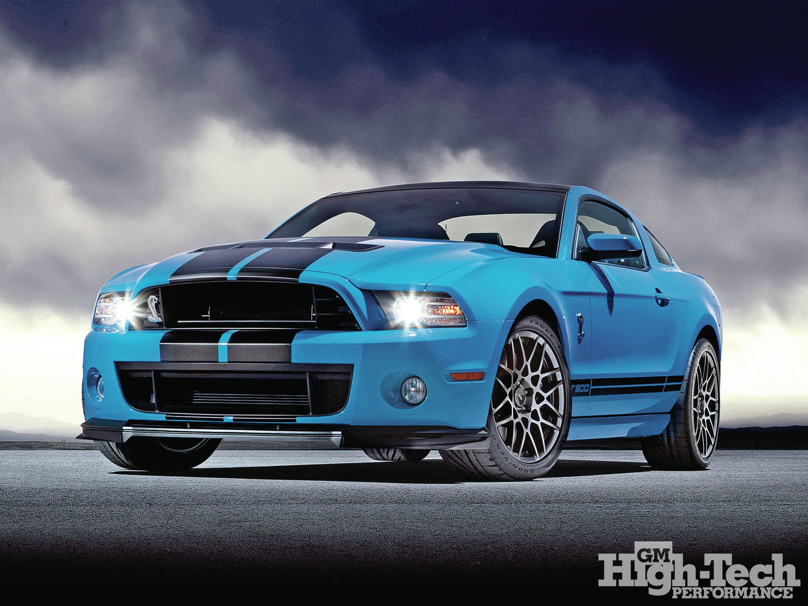 Ford GT 500 #12