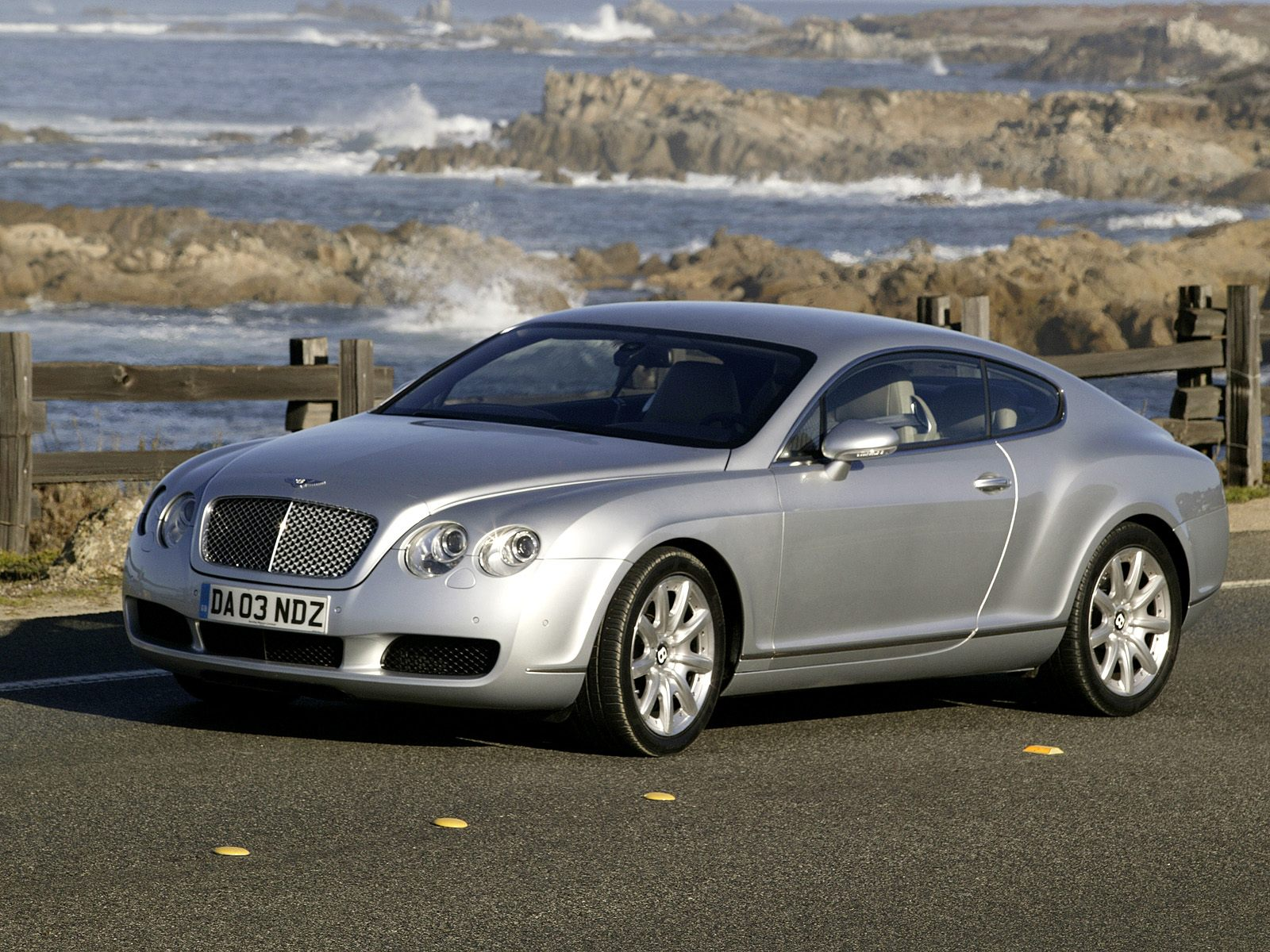2004 Bentley Continental Gt #3