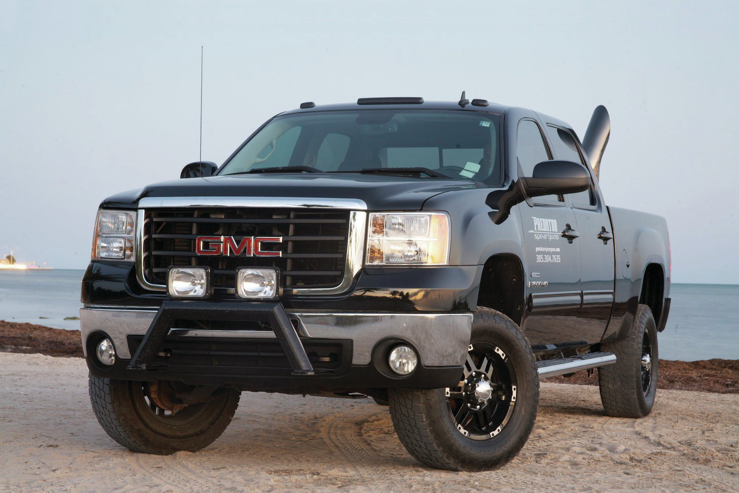 GMC Sierra 2500hd #12