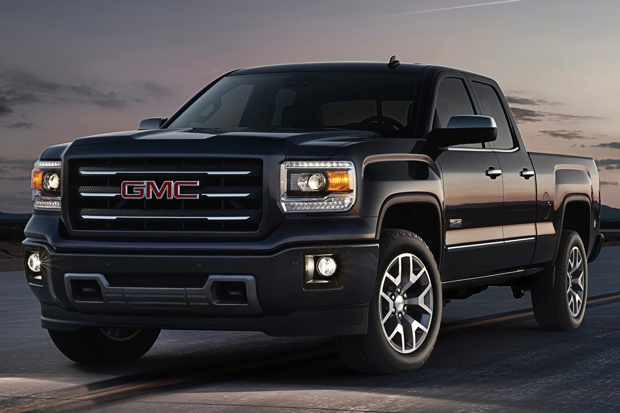 GMC Sierra 2500hd #10