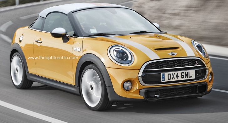 2014 Mini Cooper Coupe #14