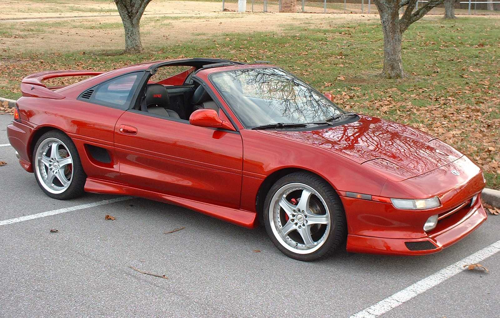Toyota Mr2 #6