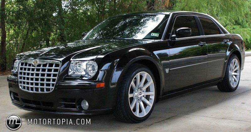 2007 Chrysler 300 #8