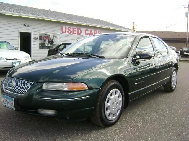 1997 Chrysler Cirrus #7