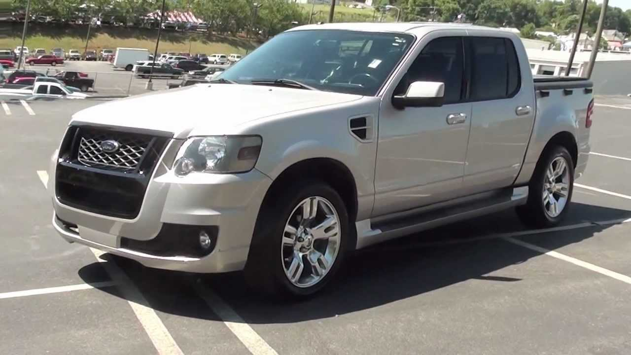 2008 Ford Explorer Sport Trac #13