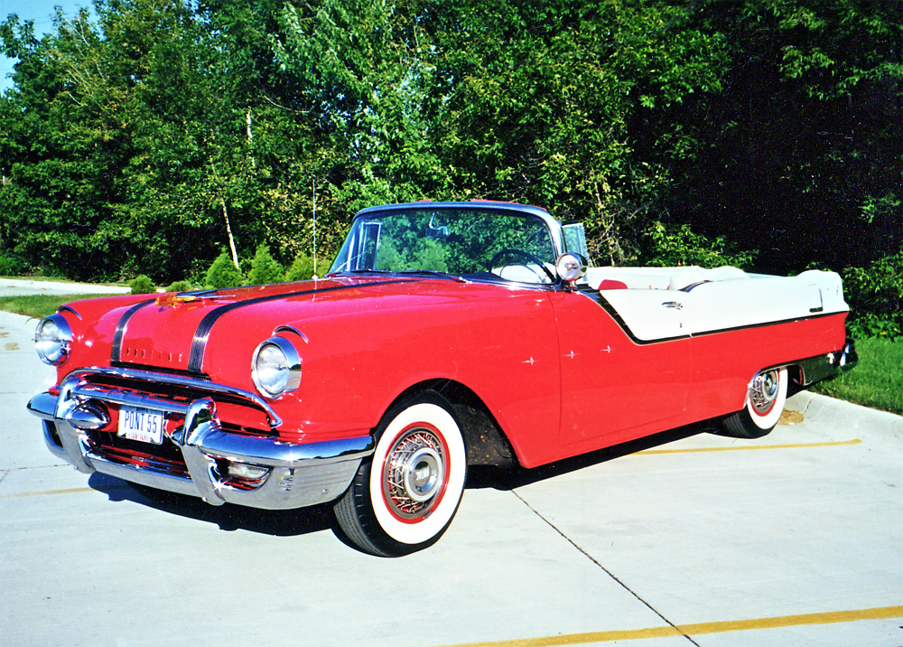 1956 Pontiac Star Chief #1