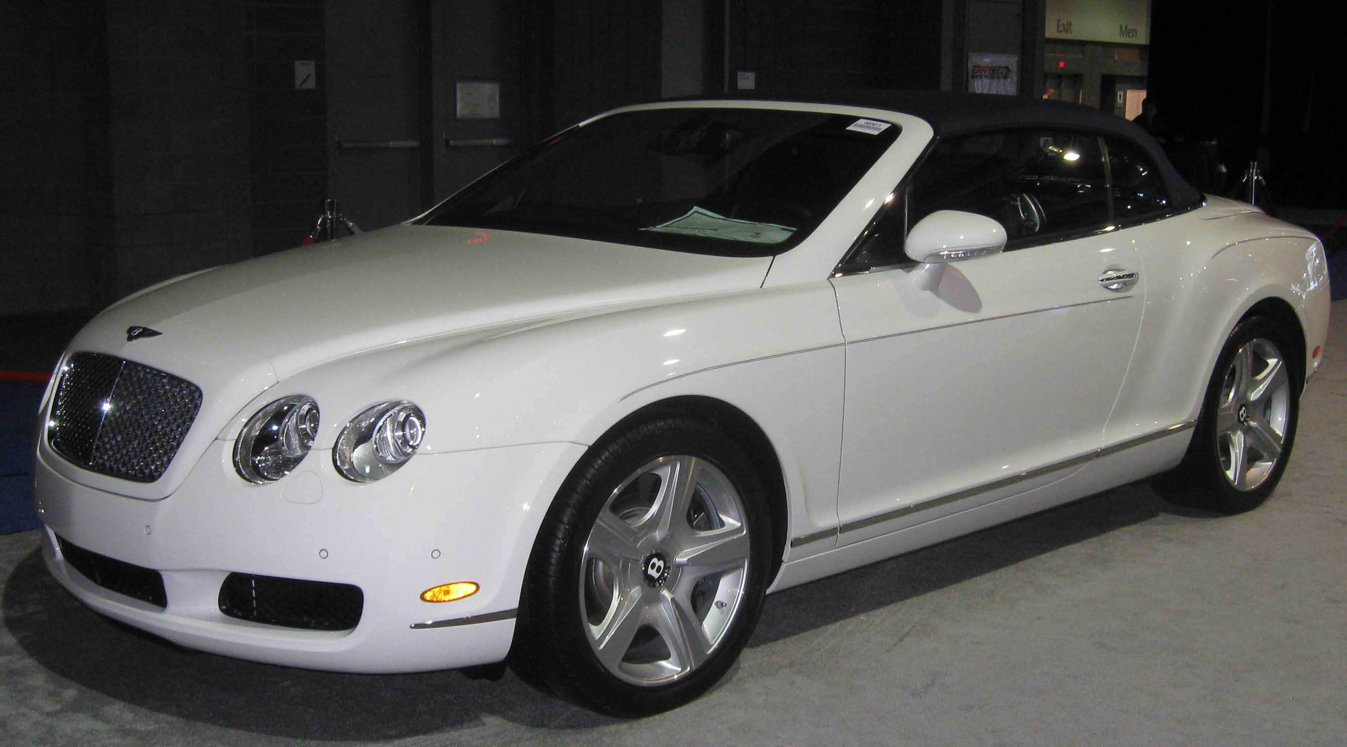 2009 Bentley Continental Gt #3