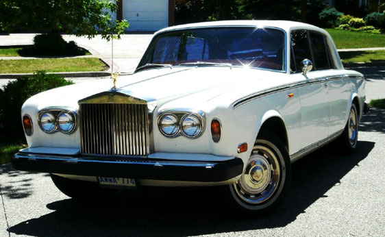1974 Rolls royce Silver Shadow #12