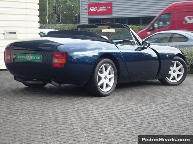 1999 TVR Griffith #16