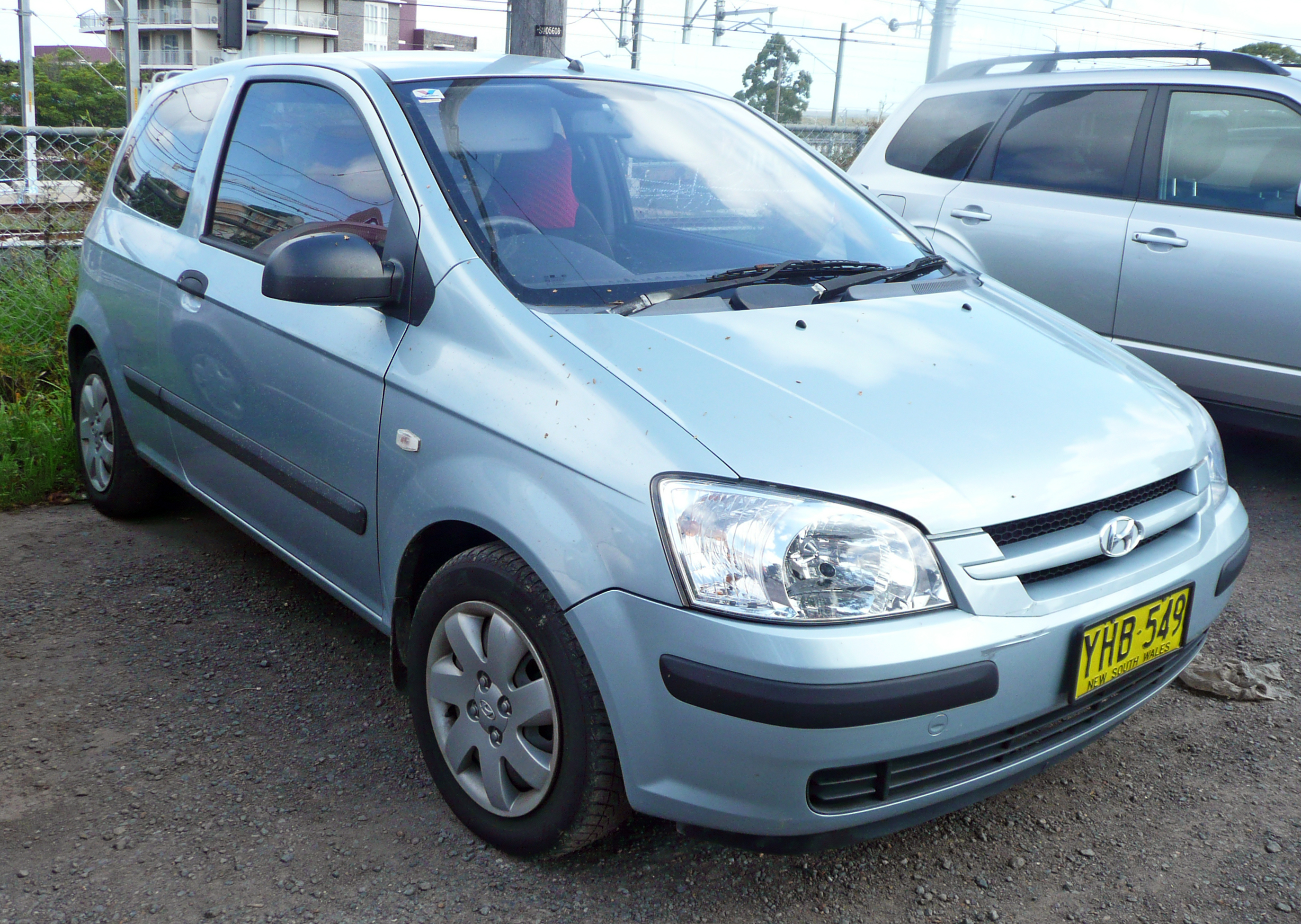 2003 hyundai getz photos informations articles. Black Bedroom Furniture Sets. Home Design Ideas