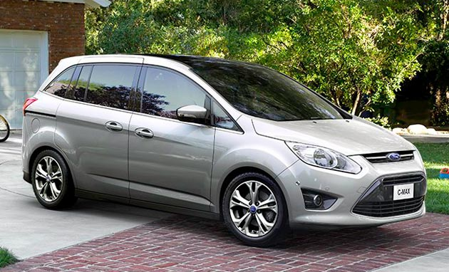 Ford C-MAX #14