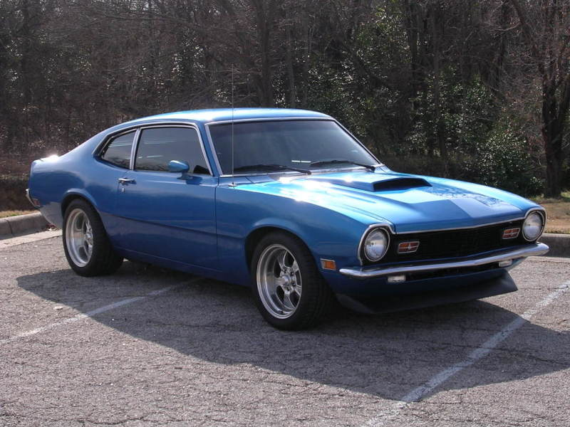 Ford Maverick #14