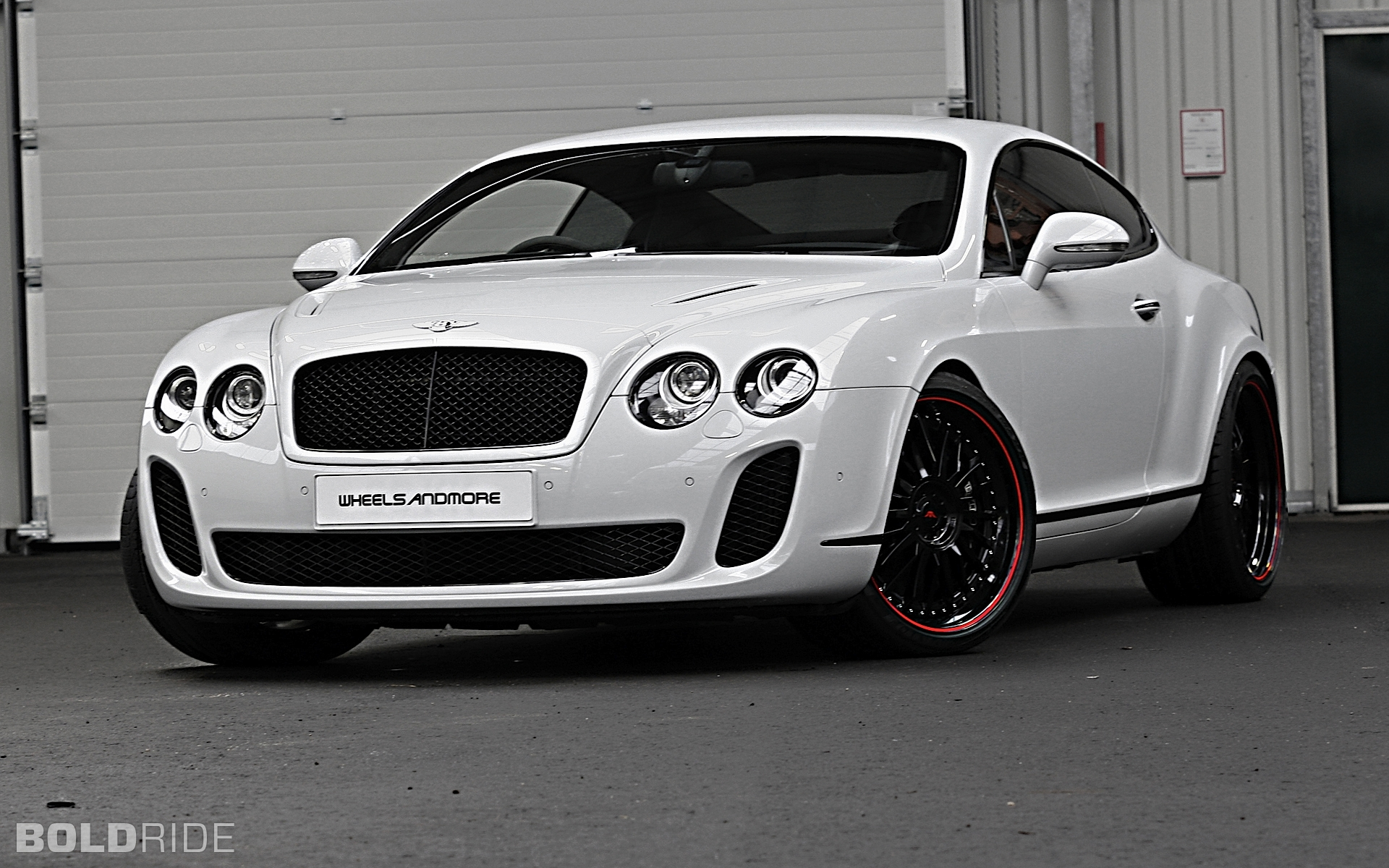 2012 Bentley Continental Supersports #1