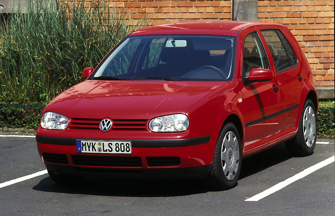 2000 Volkswagen Golf #12