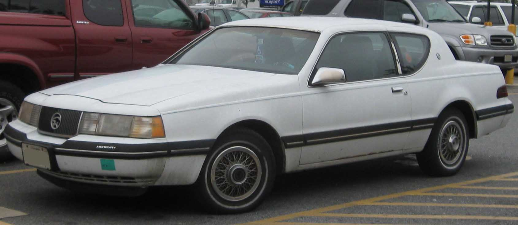 1980 Ford Cougar #15