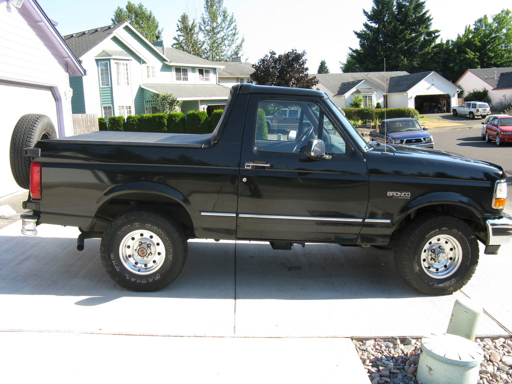 1994 Ford Bronco #5
