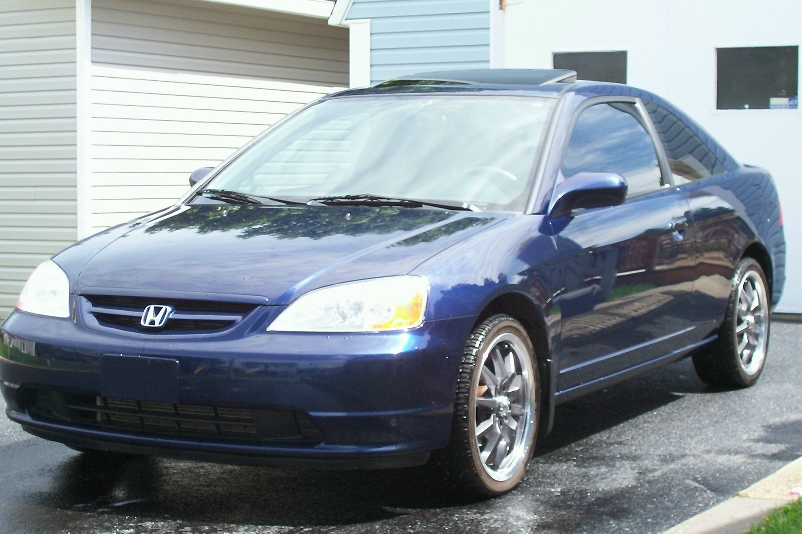 2003 Honda Civic #6