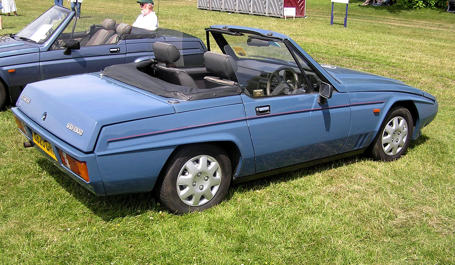 1997 Reliant Scimitar #3