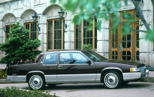 1990 cadillac deville photos informations articles. Black Bedroom Furniture Sets. Home Design Ideas