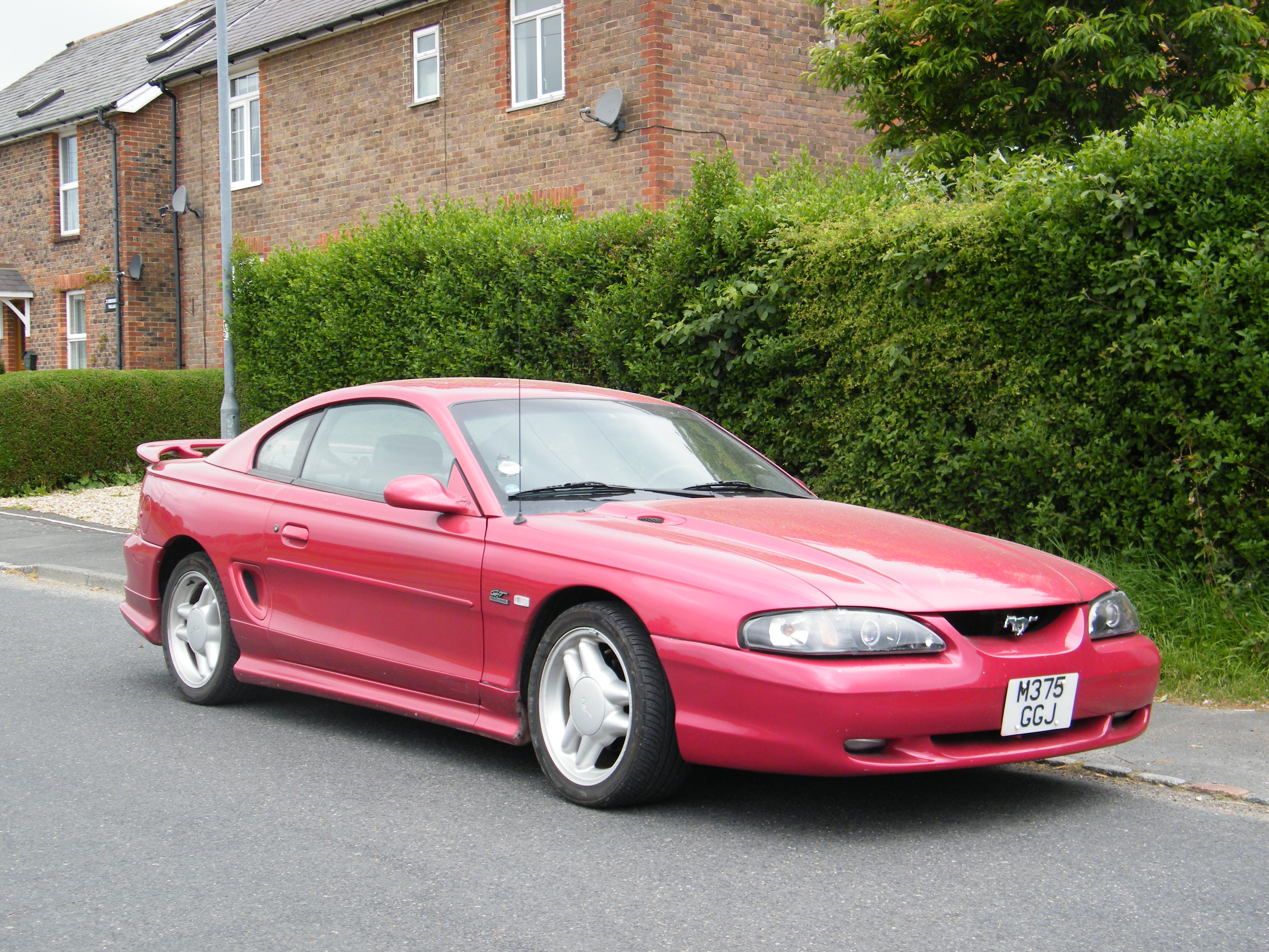 1994 ford mustang 6