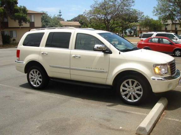 2007 Chrysler Aspen #11