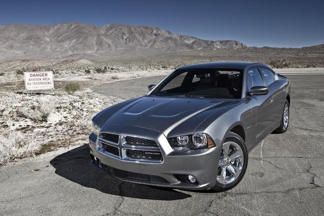 2013 Dodge Charger #5
