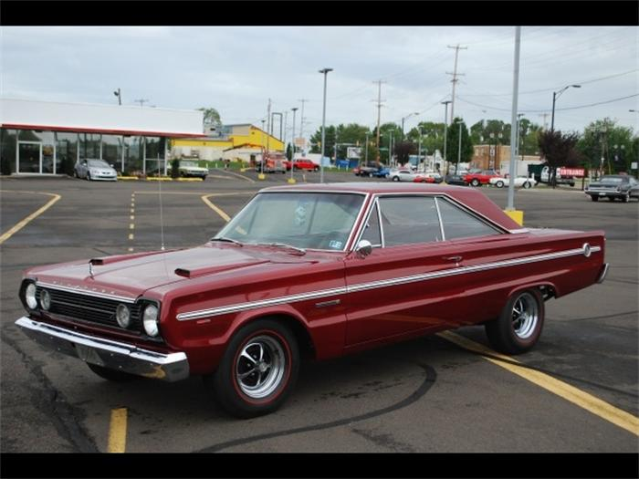Plymouth Belvedere #6