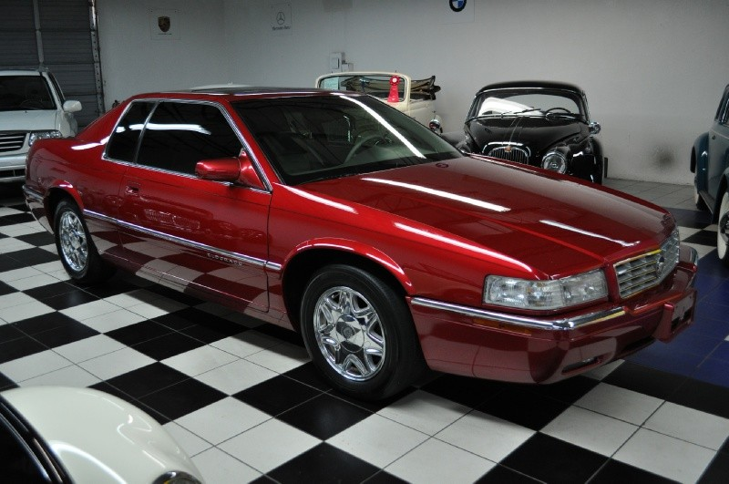 1998 Cadillac Eldorado Photos Informations Articles